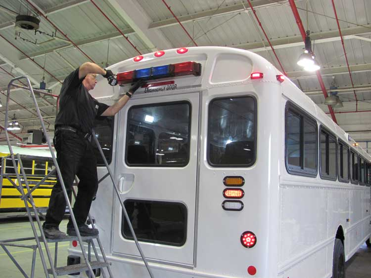 IC Bus customization pushes the envelope - BUSRide
