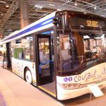 A standard Solaris city bus for a French customer.