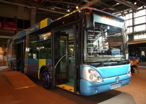 The Citelis hybrid bus uses BAE Systems well proved drive.