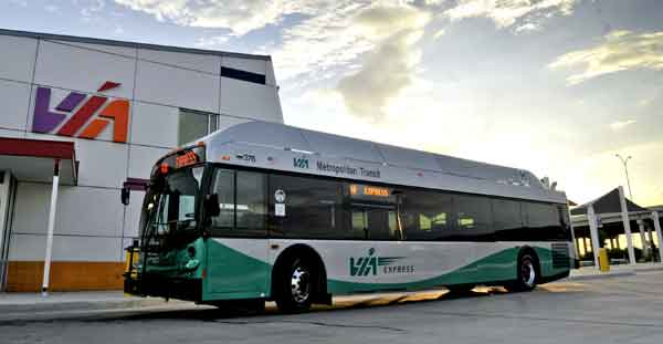 VIA Metropolitan Transit prepares San Antonio for a multimodal ...