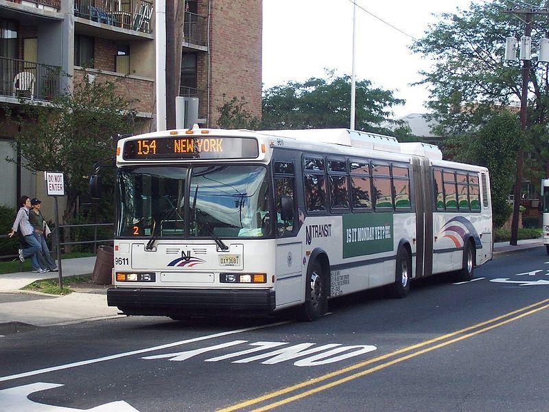 NJ TRANSIT, Google begin partnership - BUSRide