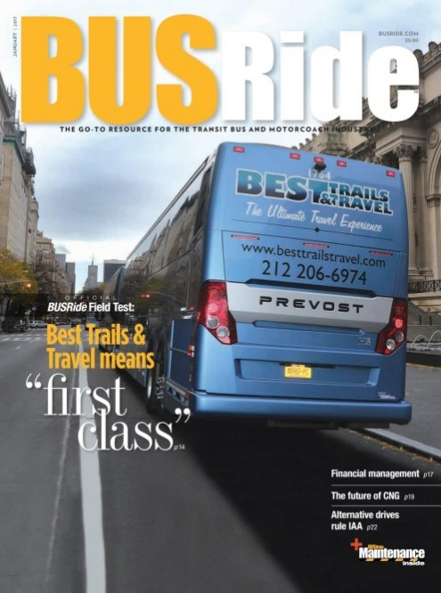 Best Trails & Travel with Prevost