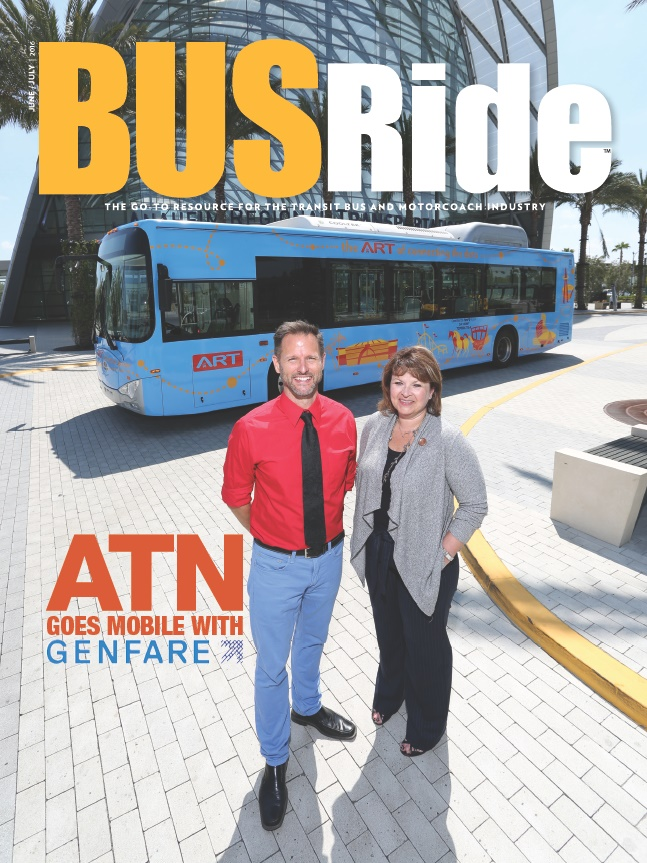 ATN goes mobile with Genfare