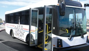 Commuters welcomed the prototype Spirit of Liberty on their routes in Central Arizona.