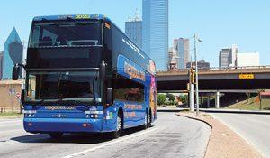 Van Hool fits Cummins engines in megabus vehicles for North America.