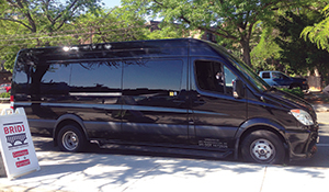 Bridj is experimenting with 13 passenger Sprinter vans to best serve less popular destinations.