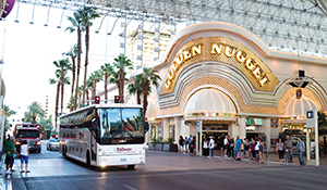 Silver State Trailways launched its Silver State Mainline in June to provide intercity fixed route bus service between California and Las Vegas.