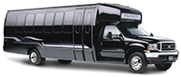 ElDorado National Krystal F-550 Shuttle  Salinas, KS