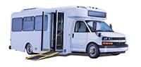 Glaval Bus Titan II LF Elkhart, IN