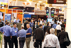 APTA is expecting 800 exhibitors to greet attendees on the exhibit floor in Houston.
