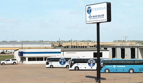 After opening its Texas Service Facility, CH Bus Sales will expand the network into the Northeast in 2015.