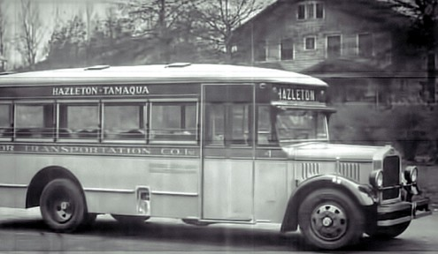 Leon Dotter purchased the company in 1927 and transported passengers in the best buses available.