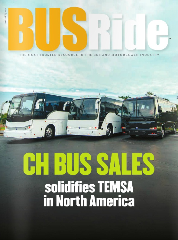 CH Bus Sales solidifies TEMSA in NA
