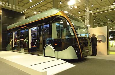 New features for Van Hool's Exqui.City BRT vehicle.