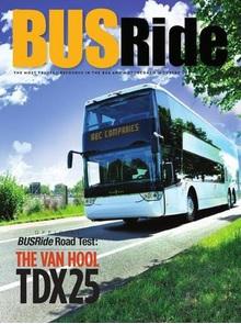 TDX25 by Van Hool