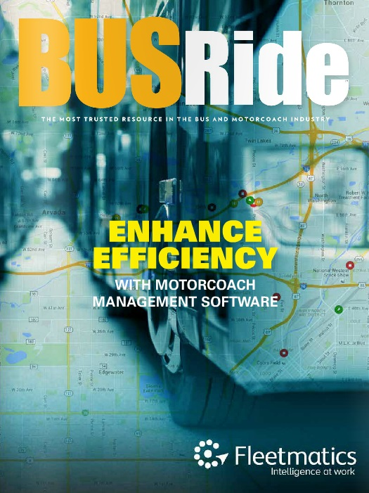 Enhance efficiency with motorcoach management software