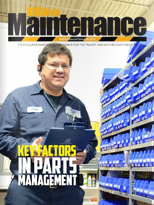Key Factors in Parts Management