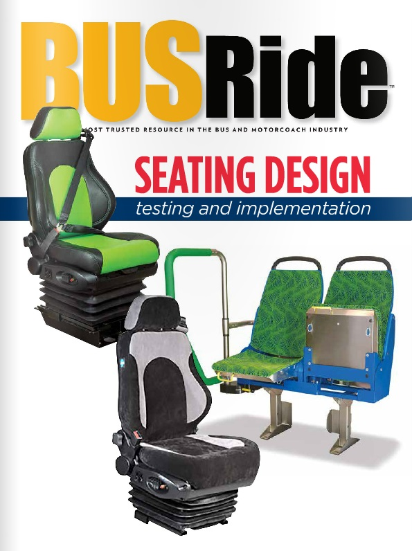 Seating design, testing and implementation