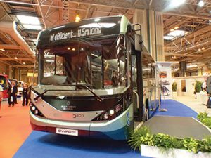 The latest version of the very popular Enviro200 midibus.
