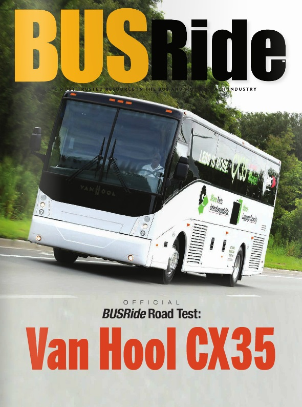 CX35 by Van Hool