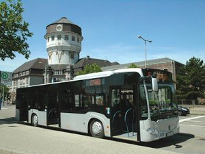 The current generation of Citaro Euro VI buses was launched in May 2011 but did not go into volume production immediately.