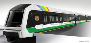 INIT will implement smart cards and mobile ticketing across the Honolulu rail transit systems.
