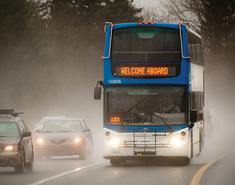 Community Transit says its Double Tall buses were an instant hit with riders.