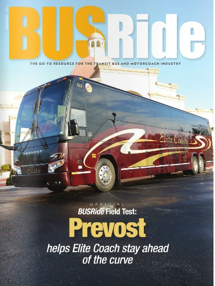 Prevost with Elite Coach