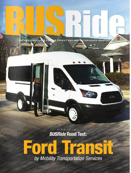 Ford Transit by Mobility Transportation Services