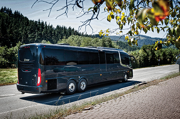 Bringing its i6 models to the U.S. and Canada marks a significant milestone in the history of Irizar, the eminent 128-year old Spanish coach builder.