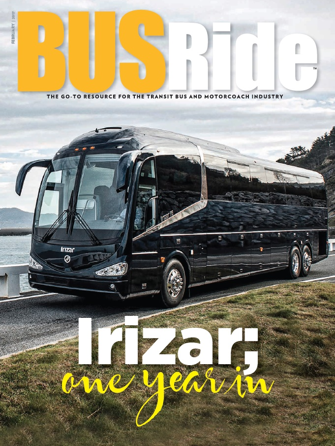 Irizar: one year in