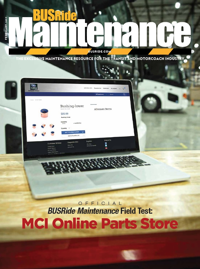 MCI Online Parts Store
