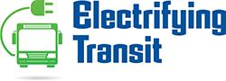 ELECTRICFYING TRANSIT ICON