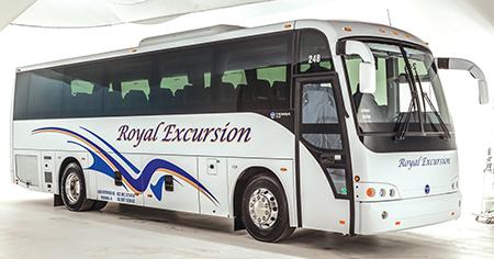 royal excursion