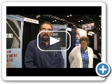 Curved Glass Distributors BRTV interview at UMA Motorcoach Expo/NTA Travel Exchange 2013