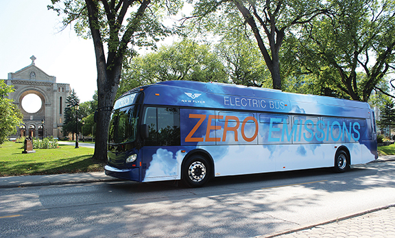 The drive toward zero-emission transit vehicles is underway.