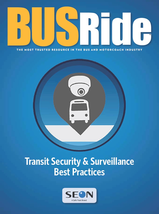 Transit security and surveillance best practices