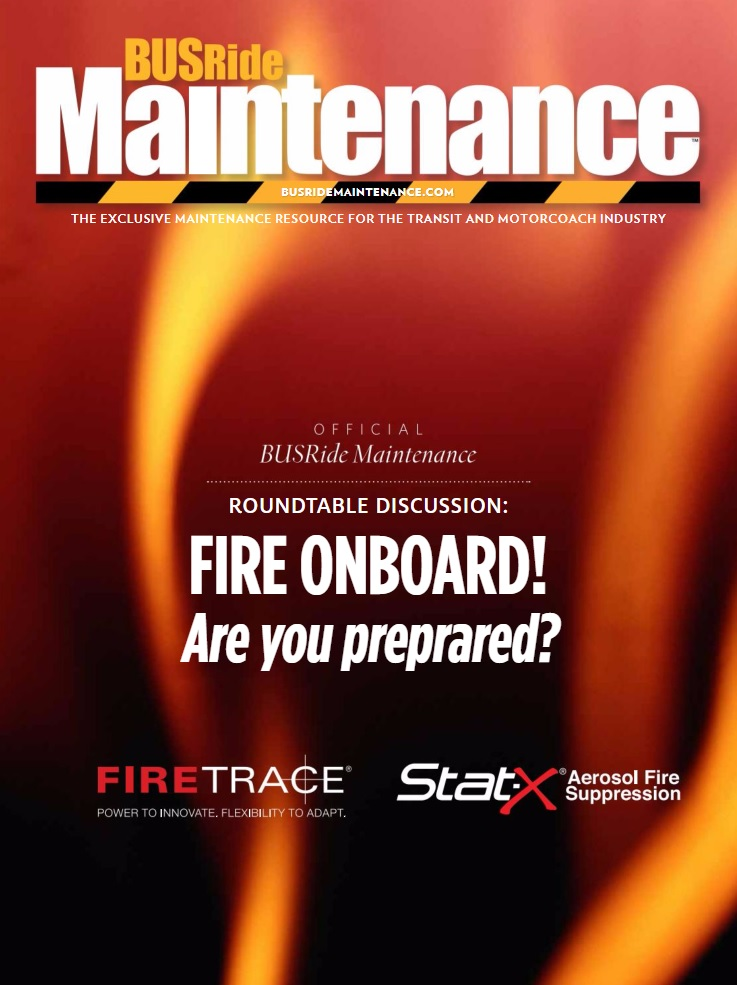Fire onboard! Are you prepared?
