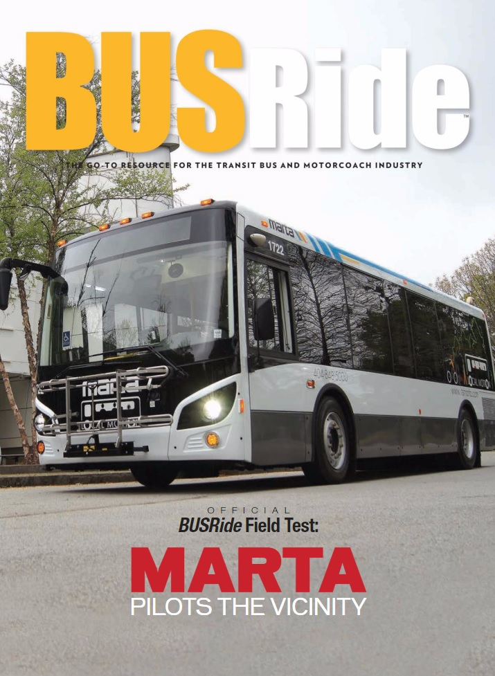MARTA pilots the Vicinity by Grande West Transportation