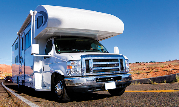 Your bus doesn't have to ride like a truck