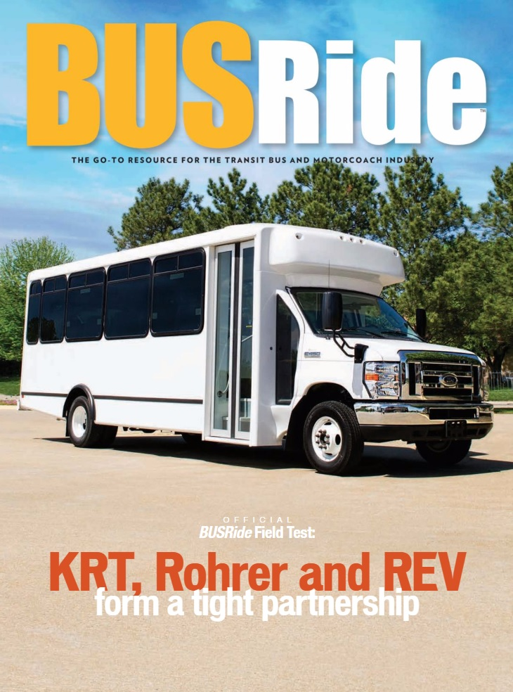 KRT, Rohrer and REV form a tight partnership