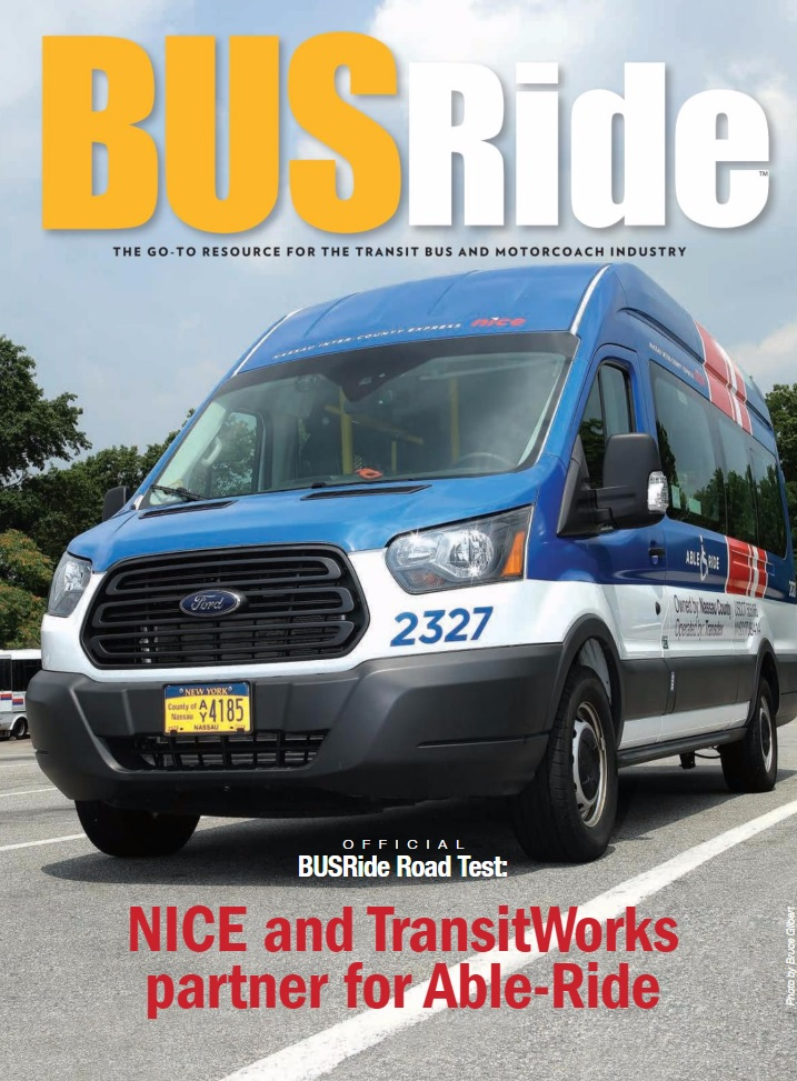 NICE and TransitWorks partner for Able-Ride