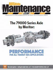 BUSRide Maintenance October 2017, Vol. 53, No. 07