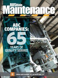 BUSRide Maintenance November/December 2017, Vol. 53, No. 8