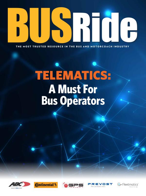 Telematics: A Must for Bus Operators