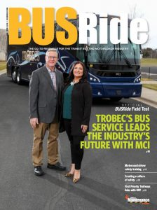BUSRide January/February, Vol. 54, No. 1