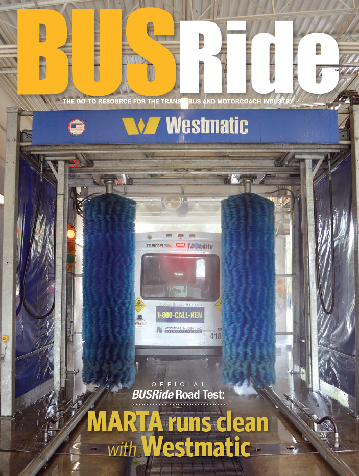 MARTA runs clean with Westmatic