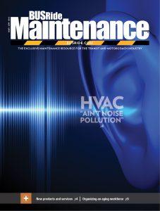 BUSRide Maintenance March/April 2018, Vol. 54, No. 2