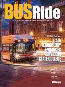 BUSRide March/April 2018, Vol. 54, No. 2