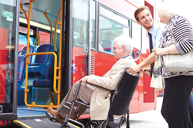 Advancing accessibility in mass transit systems